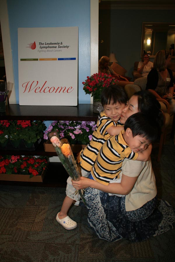 Starbright Floral Design with Leukemia and Lymphoma Society at the Ronald McDonald House in New York City