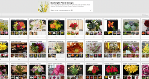Our Virtual NYC Flowers Studio-Pinterest Collection