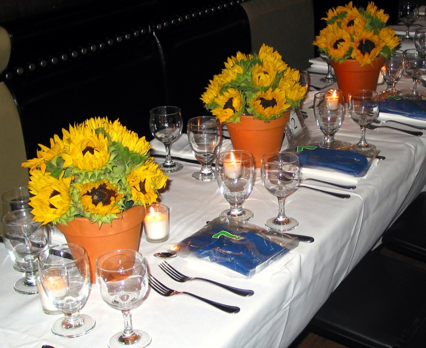 Sunflowers for NYC Events