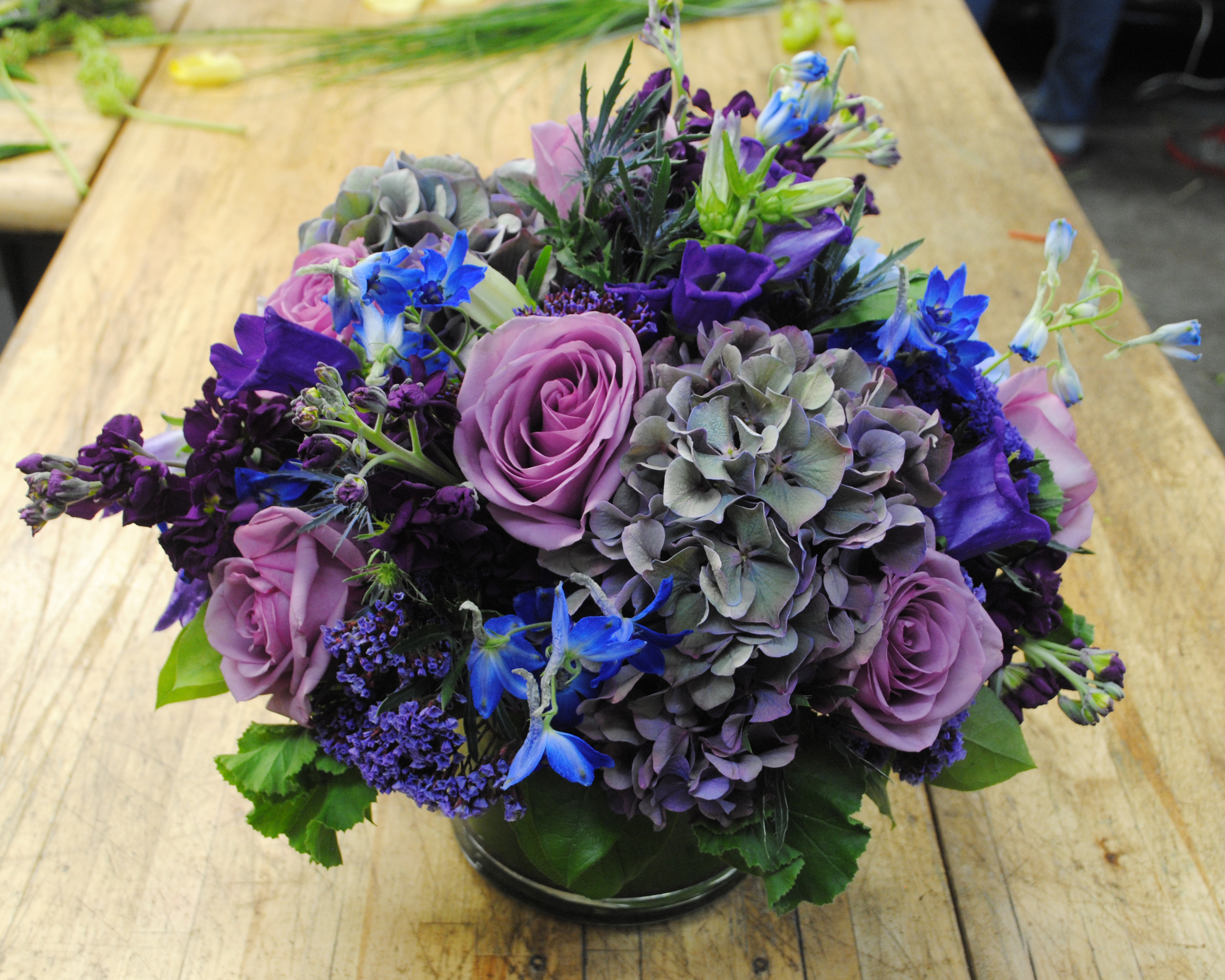 August 2014 blooming thoughts centerpiece izmirmasajfo