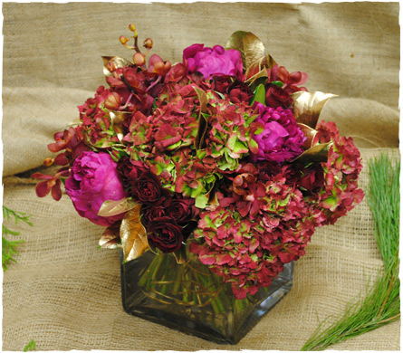 """Tis Flower Season"" arrangement"