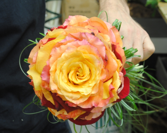 Composite Rose