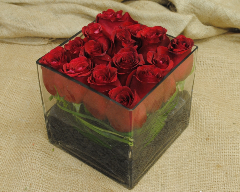 Pave Roses