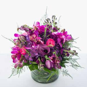 Starbright's Regal Profusion is decadence in a vase.